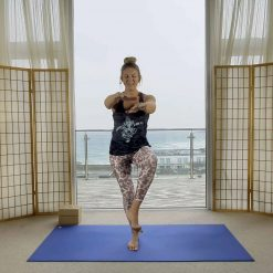 energise flow yoga online on demand class dance for ganesha