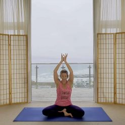 Energise yoga flow online on demand class journey of the lotus