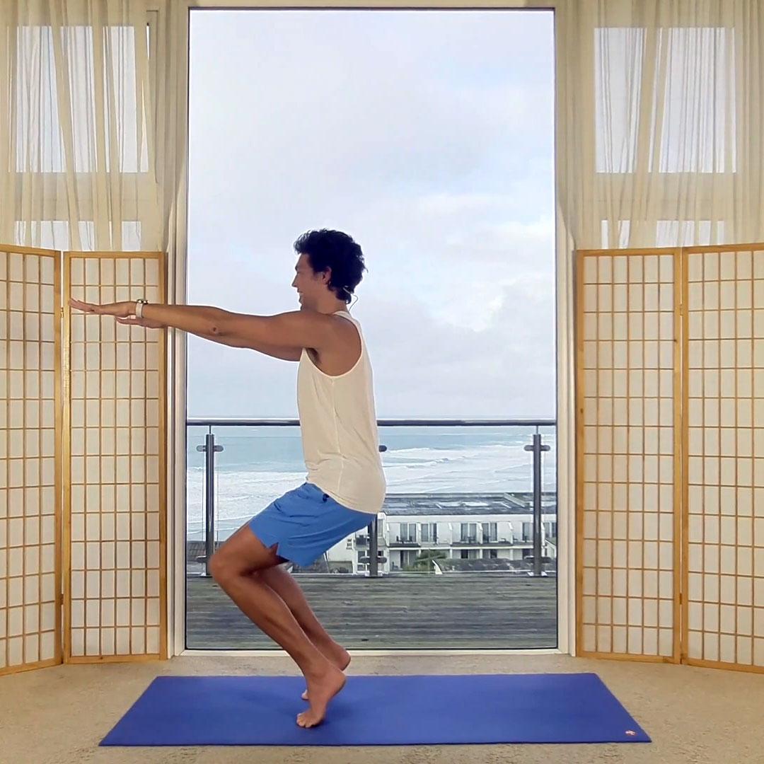 online hot yoga class on demand bikram