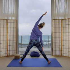 slow flow beginners yoga online on demand class get unstuck