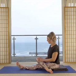 yin express yoga for the lower body online on demand