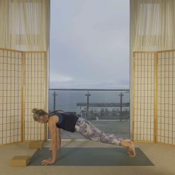 Energise 60 steadiness vinyasa flor on demand yoga class