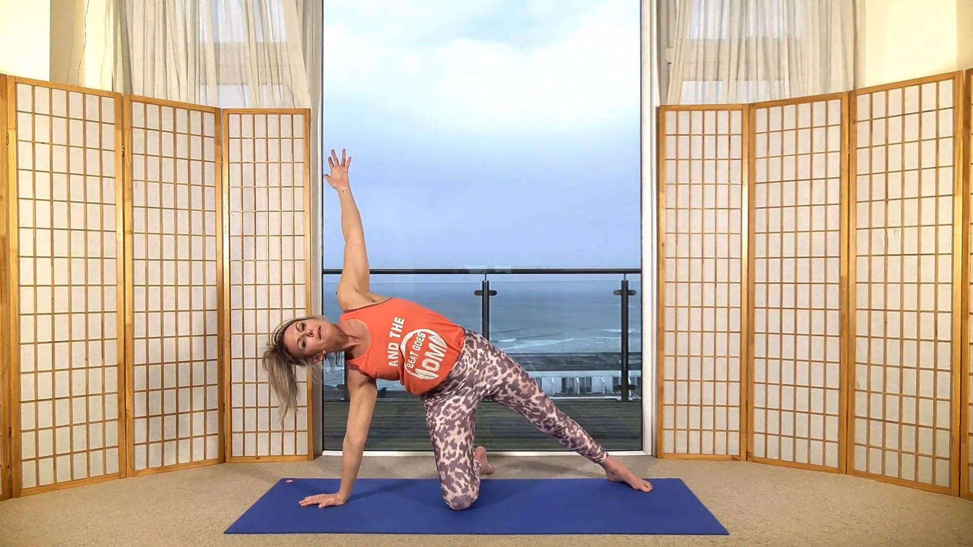 online vinyasa flow yoga on demand explore your mat