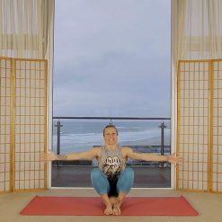 Online Power Yin yoga workshop oceanflow anywhere uk