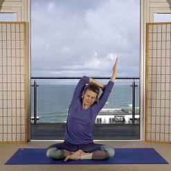 oceanflow anywhere on demand sunrise yoga slow flow