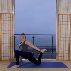 oceanflow anywhere yoga lunch stretch break online
