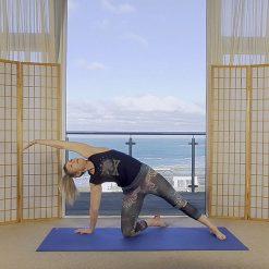 oceanflow yoga vinyasa flow online