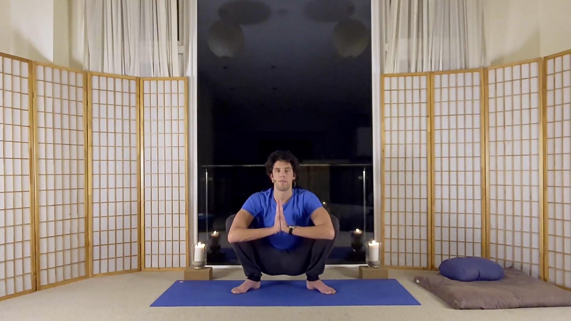 balance gentle yoga meditation online meditation