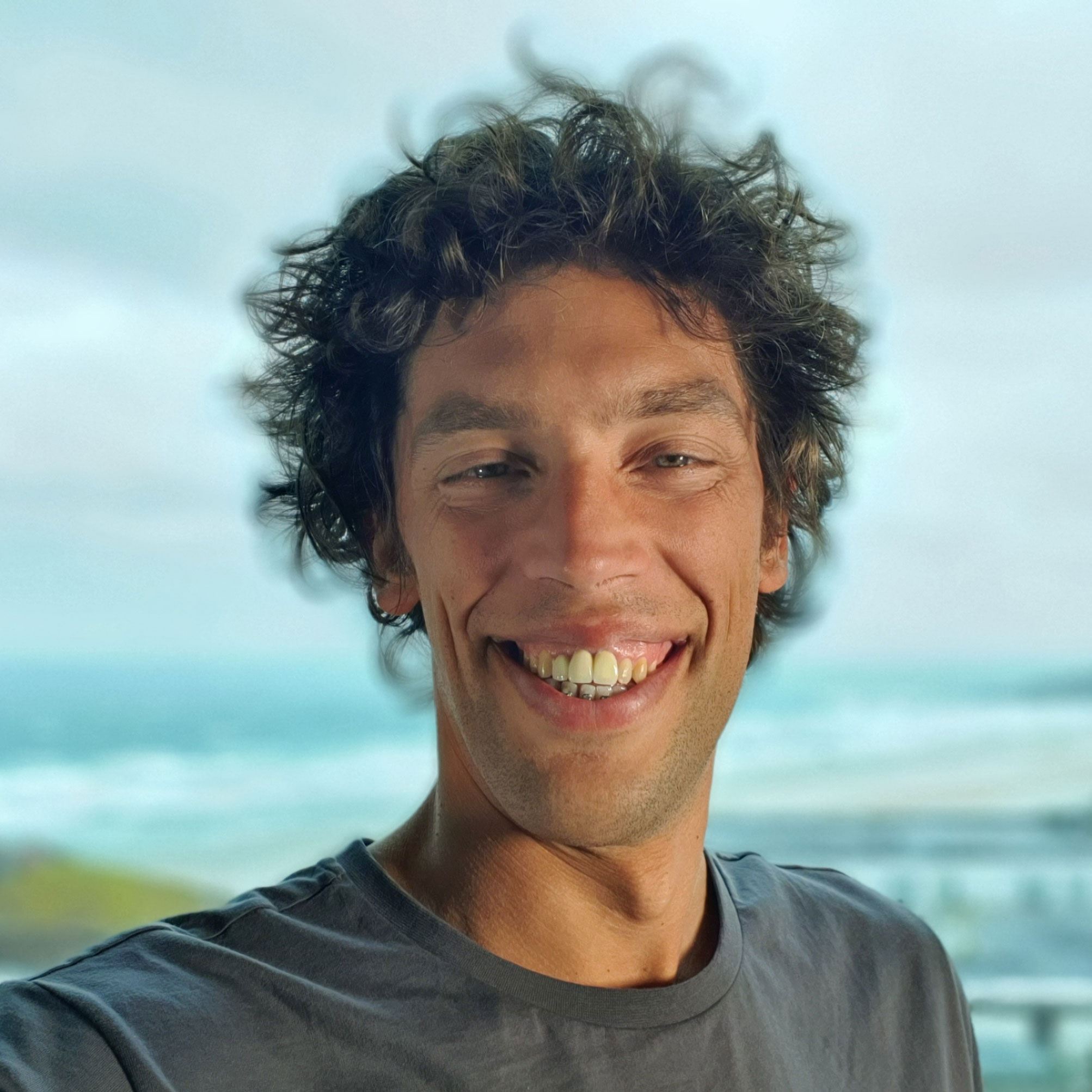 Stretch Tom Harvey Yoga Teacher Newquay Cornwall UK