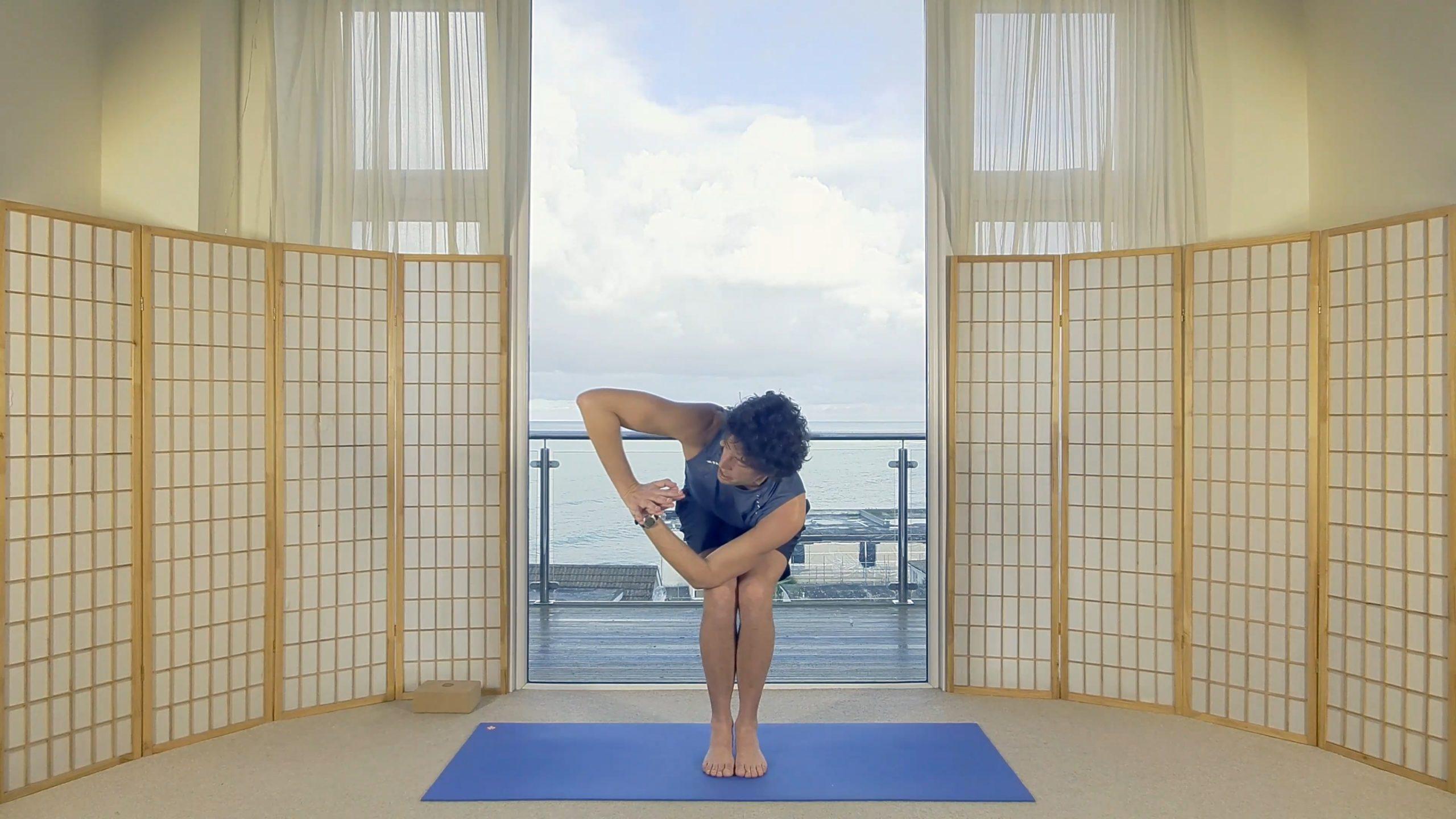 Foundation Beginner Yoga Twists Alignment Oceanflow online