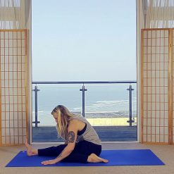 Yin yoga online 45 minute hamstring class