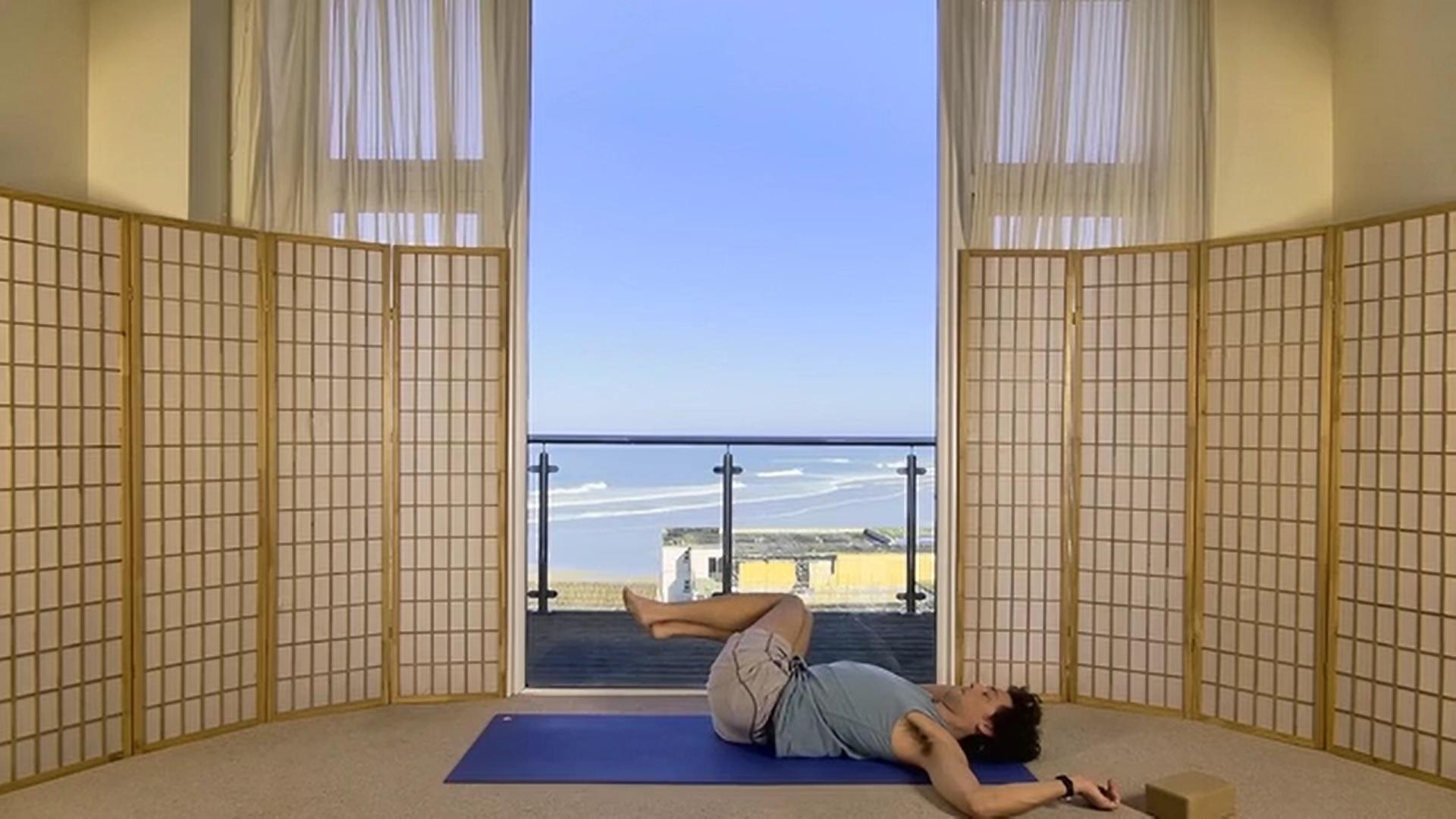 Foundation Beginner Yoga Back Alignment Oceanflow online