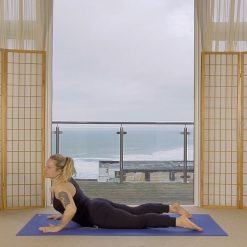 slow flow relaxation online yoga oceanflow