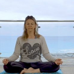 Online meditation relaxation on demand yoga