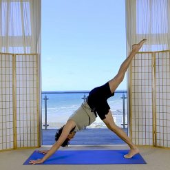 oceanflow anywhere on demand sunrise yoga balance