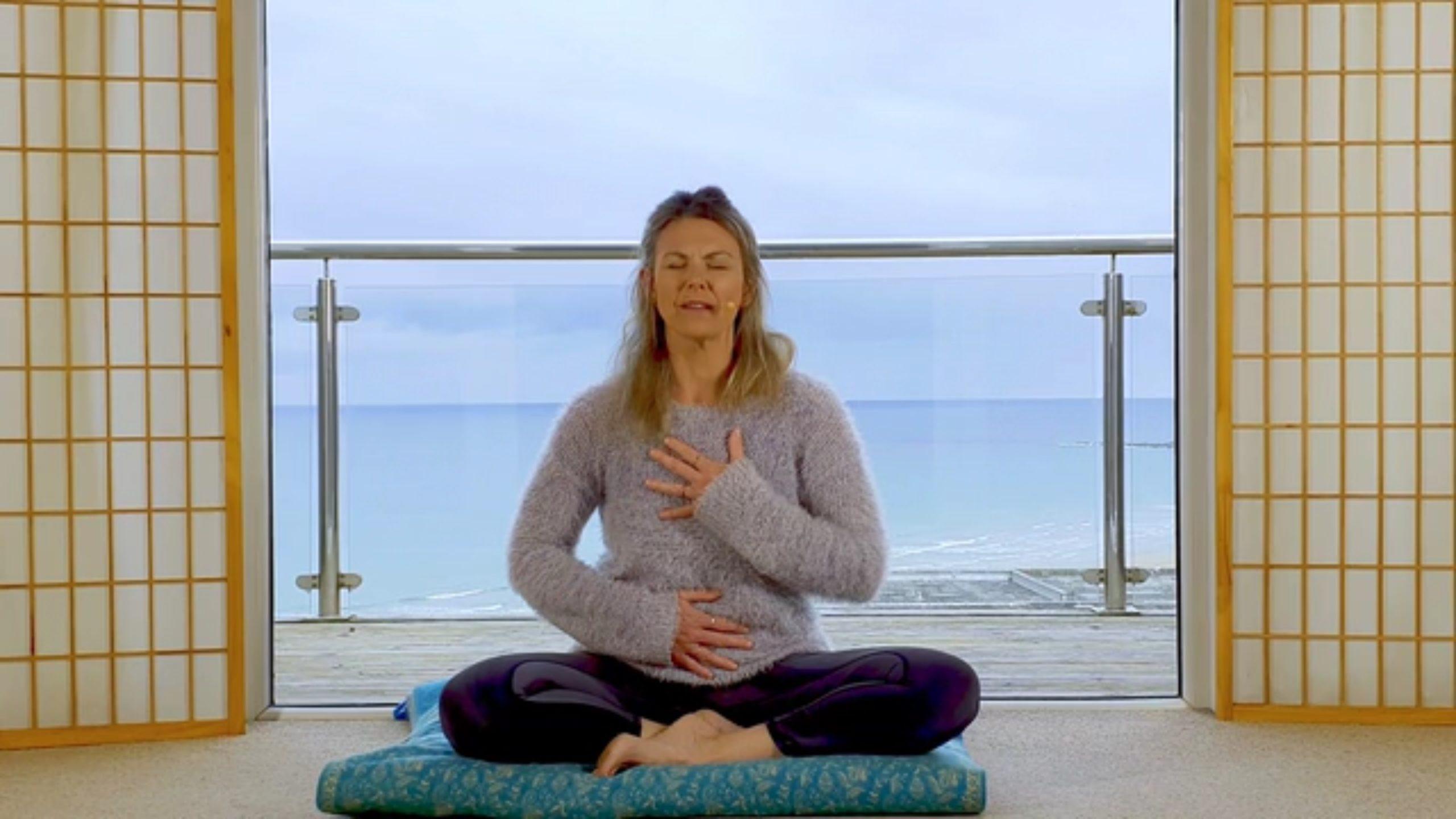 Online meditation relaxation on demand yoga nidra