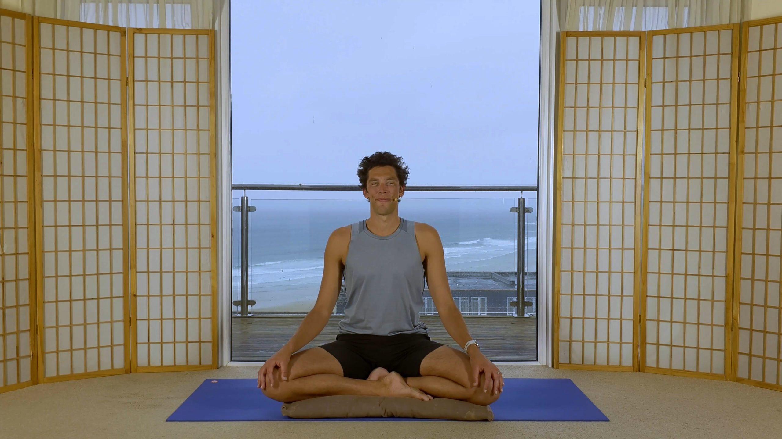 Online meditation mindfulness on demand yoga